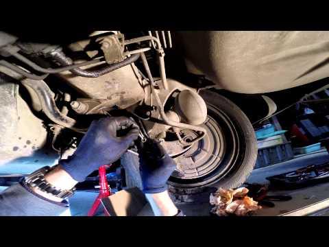 TUTO VIDEO CHANGEMENT SOUFFLET VERIN DE SUSPENTION CITROEN C5