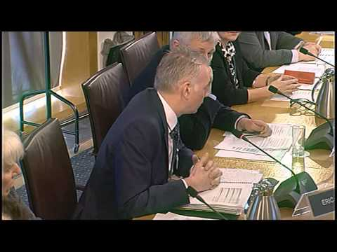 Justice Committee - Scottish Parliament: 24th February 2015