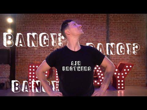 'BANG!' AJR Brothers // FLORIS BOSVELD CHOREOGRAPHY