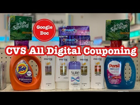 CVS Free and Cheap Coupon Deals & Haul | 11/10 – 11/16 | ALL DIGITAL Cash Card Deal! 🙌🏽
