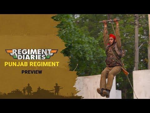 The Punjab Regiment - Regiment Diaries | Episode 7 | Preview