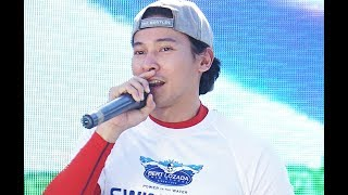Enchong Dee - The Worlds Largest Swimming Lesson 2019, Tips/ Advice @Aqua Planet