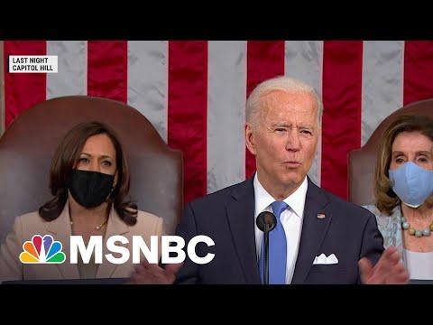 Breaking Down The President's American Families Plan   Morning Joe   MSNBC
