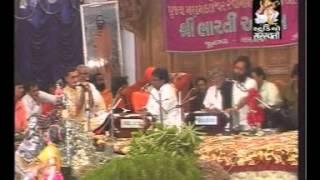NIRANJAN PANDYA-KARSAN SAGATHIYA duet MAHA SHIVRATRI bharti asram live Bhalo raja gopichand
