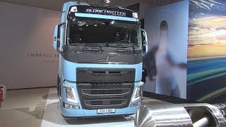 Volvo FH 460 LNG Tractor Truck (2019) Exterior and Interior