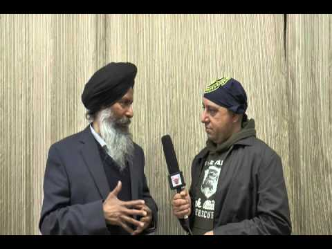 Interview with S. Sukhdev Singh Gill ( aaj di awaz