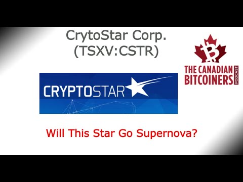 CryptoStar Corp (CSTR) Is Looking To Mine 21.1 Bitcoin Per Month