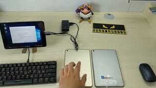 Trên tay nhanh máy tính bảng Xiaomi MiPad 2 chạy song song Window và Android cấu hình cực khủng