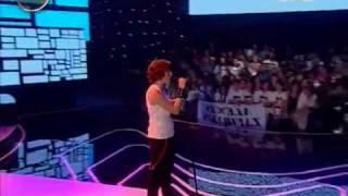 MUST SEEX Factor 3 Greece   Live Show 2   Maria   It  39 s a Man  39 s Man  39 s Man  39 s World