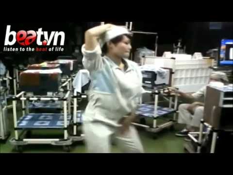 Nữ công nhân công ty Canon Quế Võ, Bắc Ninh   YouTube