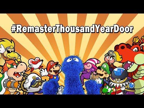 Let's Get Thousand Year Door REMASTERED!