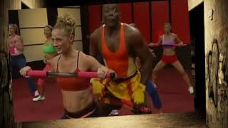Billy Blanks amped jump start cardio