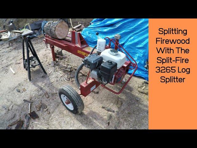 Best Log Splitter Split-fire 3265