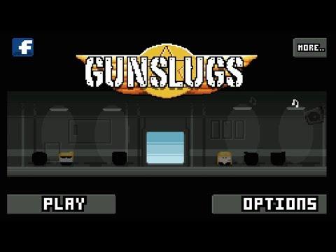 GUNSLUGS - [iOS] Gameplay