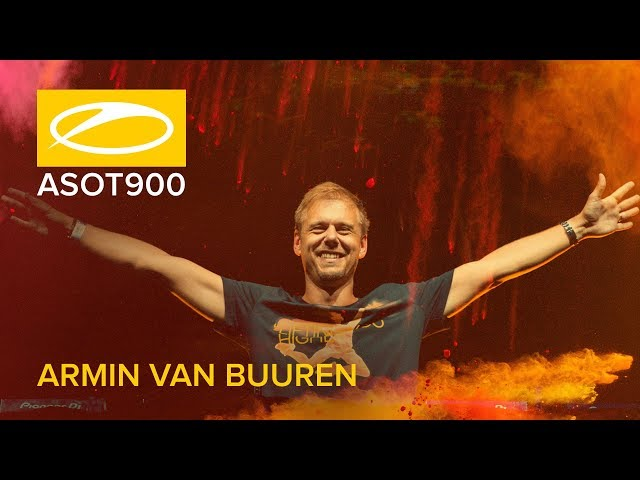Armin van Buuren live at A State Of Trance 900 (Mexico City - Mexico)