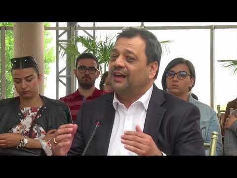 ЗПВРМ Анѓушев на МладитеМКЕУ: Владата на Република Македонија прави се за да го исполни вашиот сон
