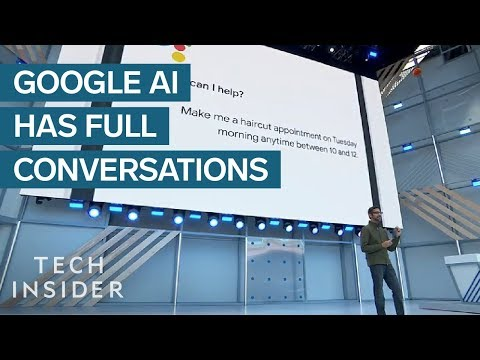 New Google AI Can Have Real Life Conversations With Strangers