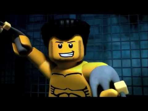 LEGO Marvel Superheroes: Character Bloopers