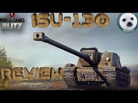 Wotb: ISU-130 | Expensive Fun