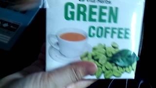 Unboxing Vita Herbs Green Coffee
