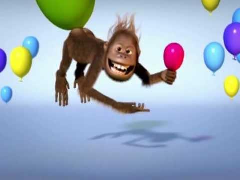 Веселый День рождения © - Видео с YouTube на компьютер, мобильный, android, ios