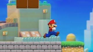Pierwsze wrażenia z nową gierką! - Super Mario Maker 2 / 09.10.2019 (#1)