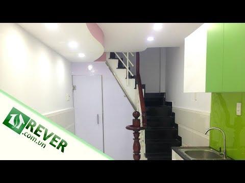 Bán nhà quận 5 hẻm Bạch Vân Giá 2.5 tỷ – nhà đẹp xây 2 lầu đúc thật   Rever