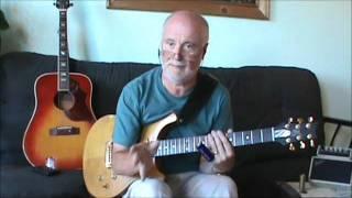 Jeremy Spencer - Part 13 - Advice for New Slide Guitar Players - Fleetwood Mac Best Of Slide Guitar