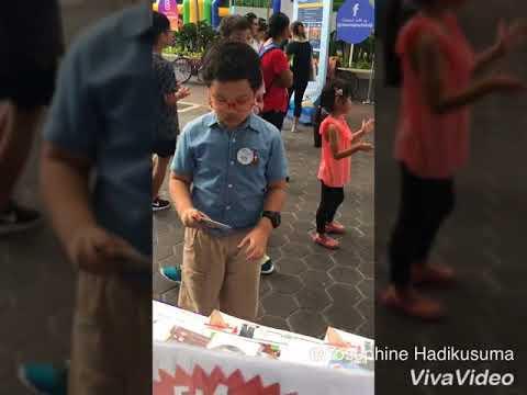 Singapore Kidpreneurs Bazaar 2018
