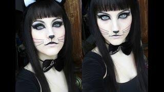 Tutorial trucco da gatta - Cat Make up Thumbnail