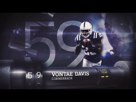 #59 Vontae Davis (CB, Colts) | Top 100 Players of 2015