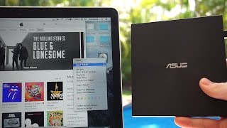 External DVD Writer For Mac/PC | ASUS ZenDrive U7M Review | DansTube.TV