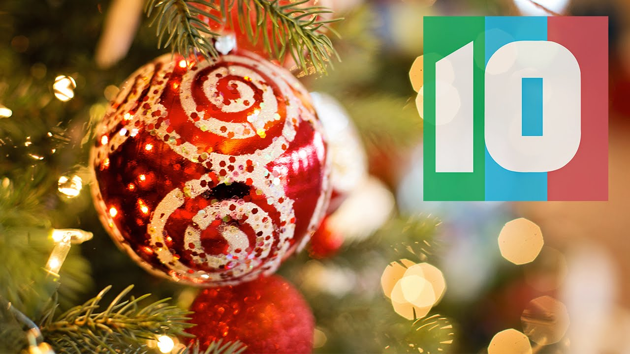 Top 10 Classic Christmas Songs - YouTube