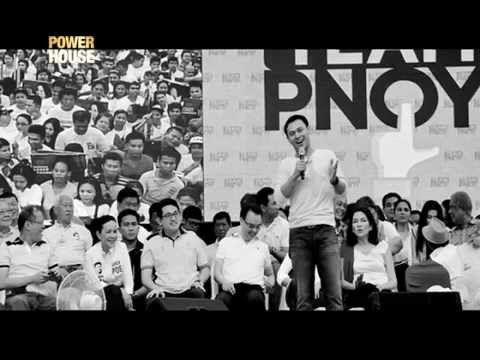 """Sen. Sonny Angara: """"I think we're a political dynasty. I think you cannot deny that."""" 