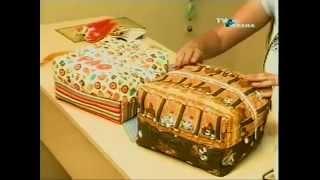 Porta Pão com zÍper – Estela Junqueira