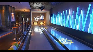 Long Version ! Las Vegas Dream property with glass wine cellar bowling alley cinema guesthouse pool