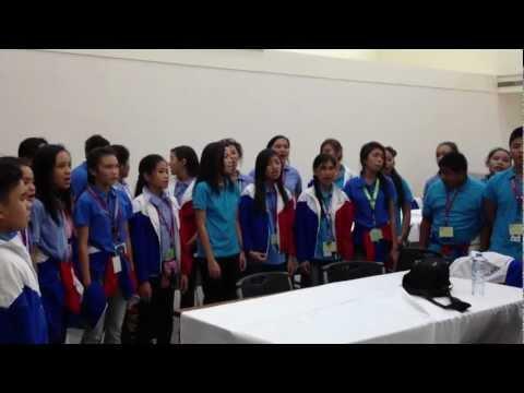 Mandaue Choir - Ako Ay Pilipino