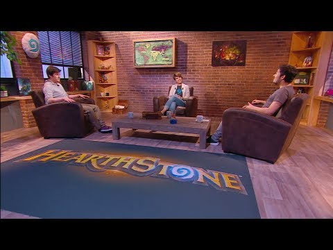 Hearthstone Global Games Review - Ep. 1