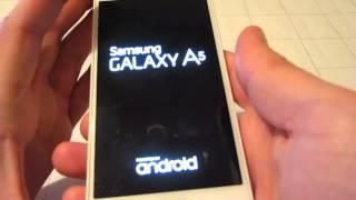 Hard Reset Samsung A5 A500h  - Полный сброс - обходим пароли - Телефон Заблокирован(В этом видео я подробно вам расскажу как сделать полный сброс мобильного телефона Samsung A5 A500h и в результате..., 2016-02-05T19:57:14.000Z)