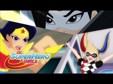 "DC Super Hero Girls & Fifth Harmony's ""That's My Girl"" Official Music Video | DC Super Hero Girls"