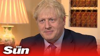 Boris Johnson on Iran, Royal Family, Brexit, Harry Dunn and IndyRef2