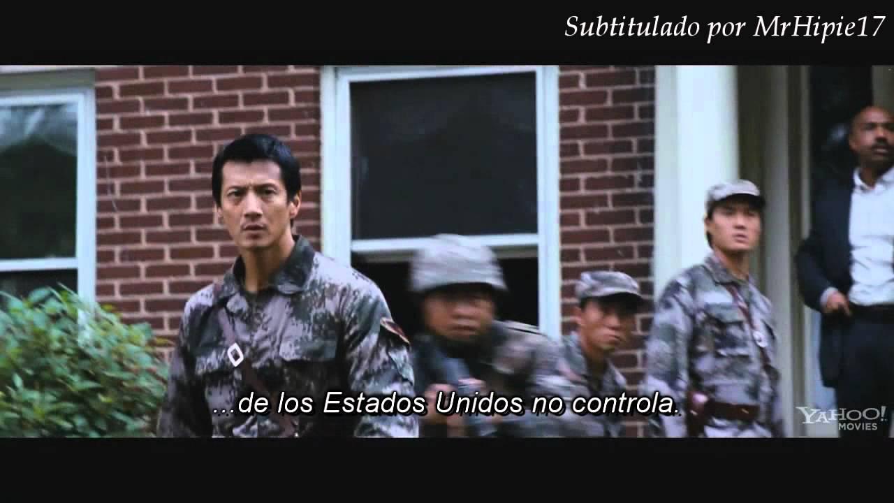 Amenaza Roja (Red Dawn) - Trailer Subtitulado al Español [HD]