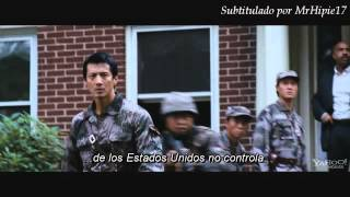 Amenaza Roja (Red Dawn) - Trailer Subtitulado al Español [HD]