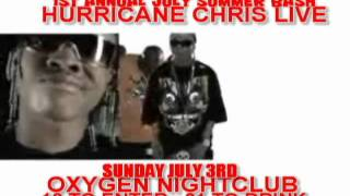 HURRICANE CHRIS TV SPOT