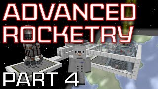 Advanced Rocketry Mod Spotlight - Part 4: Space Station and Elevator