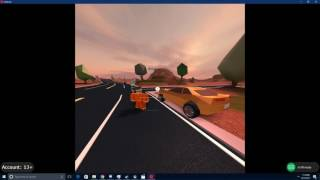 ROBLOX Jailbreak in HTC Vive VR