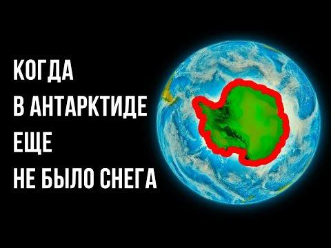 Когда-то Антарктида утопала в зелени