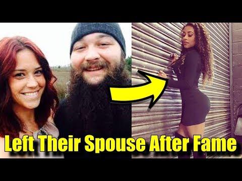 10 Wrestlers Who LEFT Their SPOUSE After FAME! - Bray Wyatt, John Cena & More!