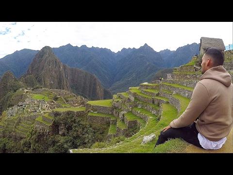Machu Picchu Peru 2017 GoPro Hero 5 HD