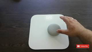 xiaomi Smart Weight Scale 2  Generation Unboxing